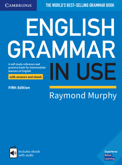 English Grammar in Use cover