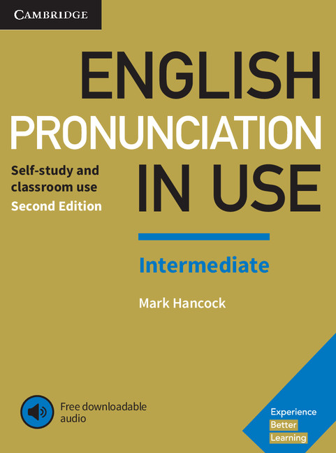 English Pronunciation in Use cover