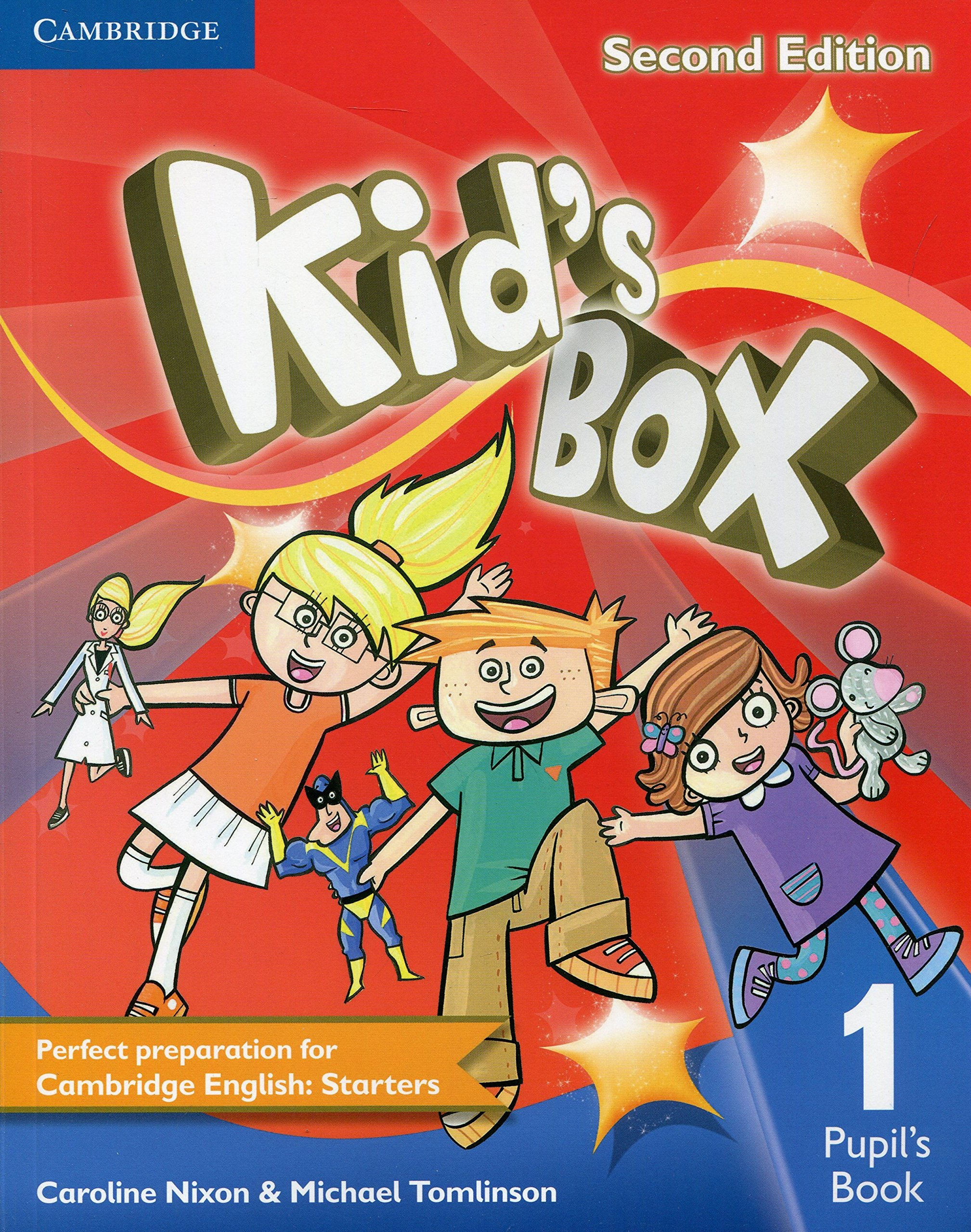 Kids Box 1 cover