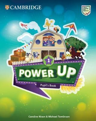 Power Up 1 cover