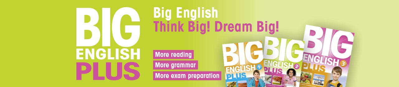 big english plus banner