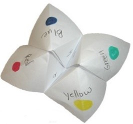 cootie-catcher